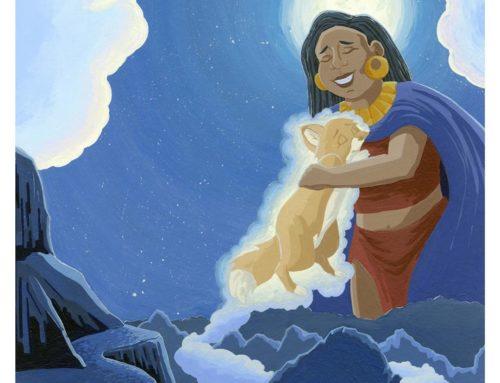 Mama Quilla, divinité lunaire