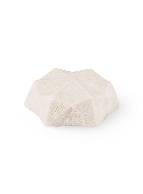 Pain de rasage solide adapté grossesse et allaitement. Lamazuna.
