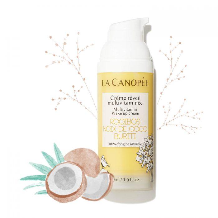 Crème réveil multivitaminé de La Canopée.